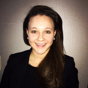 The Legal committee's UK delegate Manuela Kurkaa